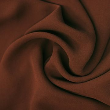 4526 Светло-коричневый шифон