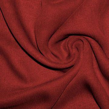 4214 Темно-красный шифон.