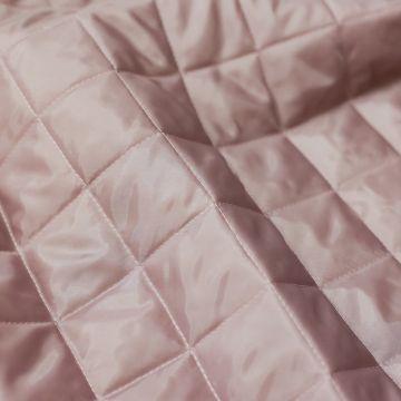 ф5710 Розовая стеганка (100% п/э)