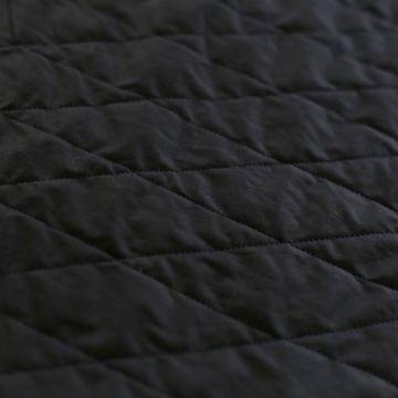 ф5737 Dolce & Gabbana. Черная стеганая подкладка (65%хлопок 35%п/эстер)