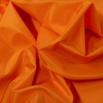 8022 Тонкая оранжевая тафта