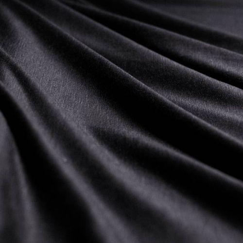 ф4750 Loro Piana. Тонкий черный трикотаж (100% кашемир). Италия.