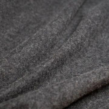 ф4830 B. Cuccinelli. Тонкий серый ладен меланж (50% шерсть 47% кашемир 3% эластан). Италия.
